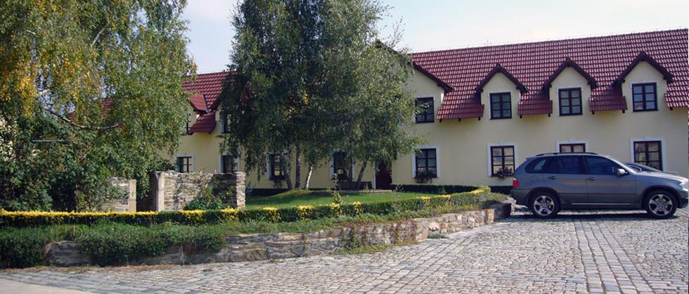 Luxusní a příjemné ubytování v Praze Jesenici...